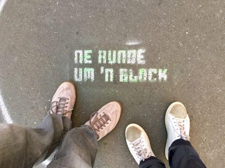 Ne Runde um 'n Block